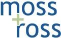 moss + ross Logo