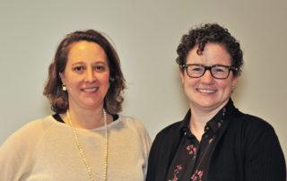 Lizzy Mottern and LisaCaitlin Perri
