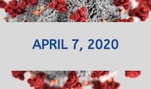 April 7 COVID-19